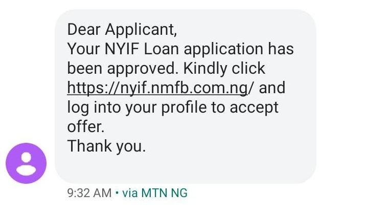 nyif loan