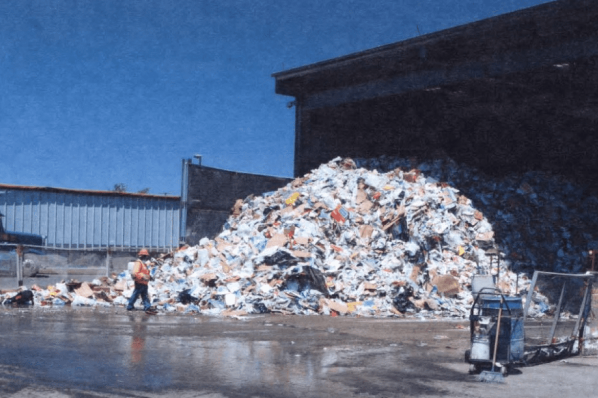 County Health Officials Remain Under Fire for Trash Dump Near School  Voice of OC