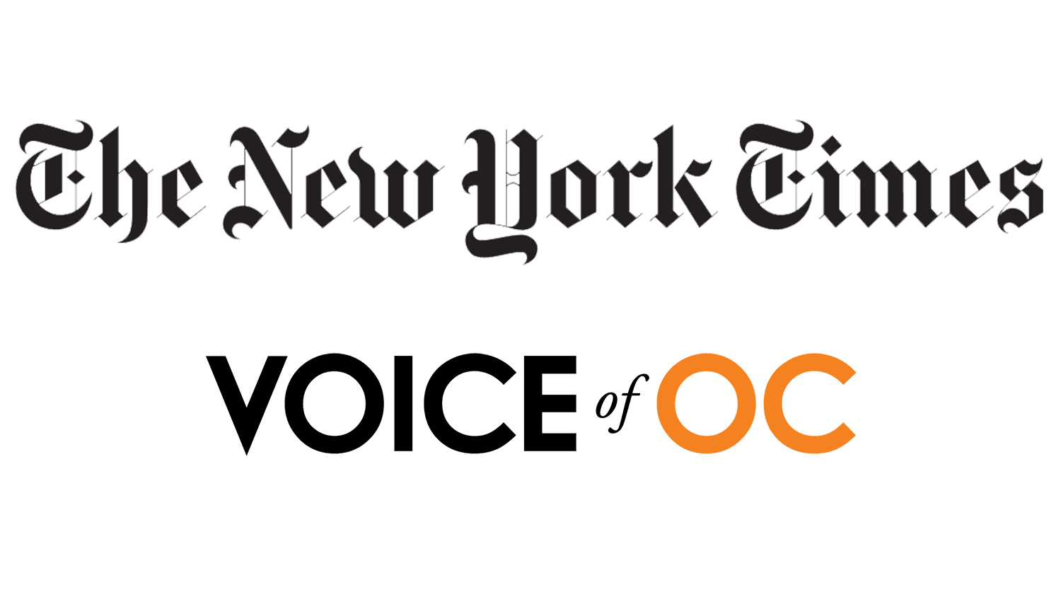 Voice of OC to Partner with New York Times on Midterm