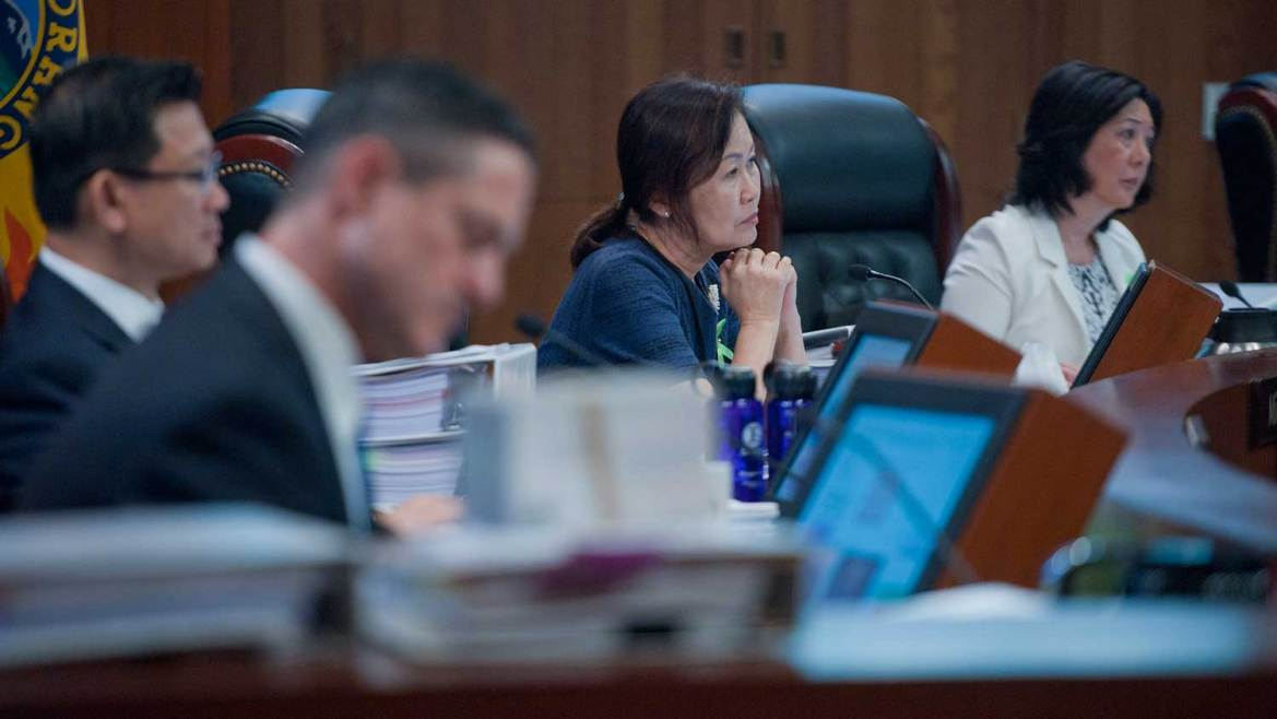 Steel and Do Are Chosen as OC Supervisors' Chair, Vice Chair for 2020