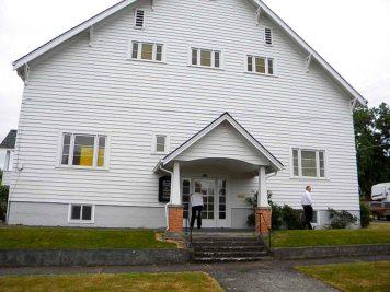Our final program was at Sheridan Mennonite Church in Sheridan, OR