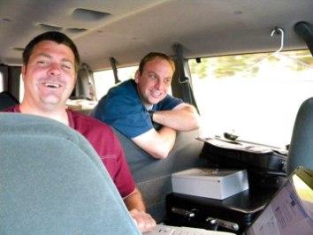 Glen and Joe are happy also