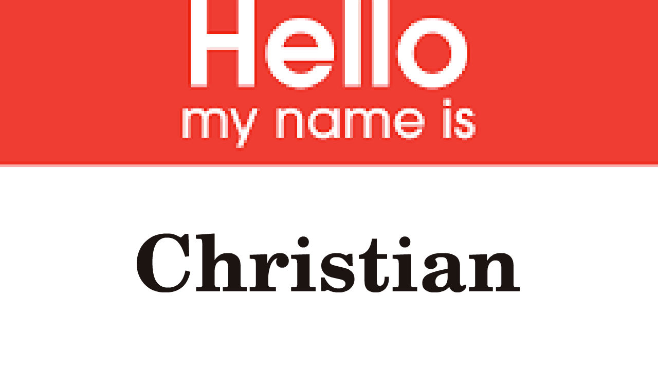 Dating a nominal christian