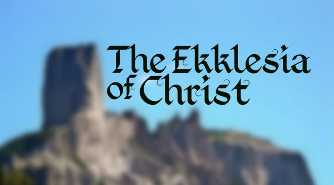 Ekklesia in the Gospel of Matthew