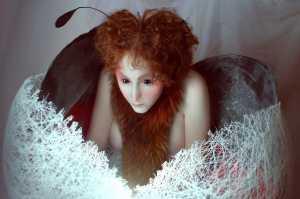 Awakening Butterfly - Angelina Goncharova