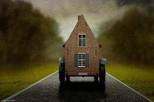 Very Mobile Home By Ben Goossens
