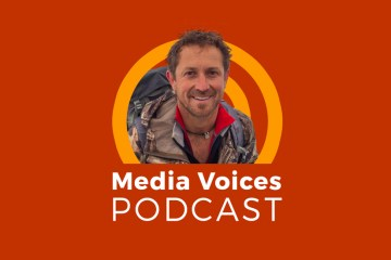 BBC Producer Dr Chadden Hunter on using media to raise global awareness of conservation issues