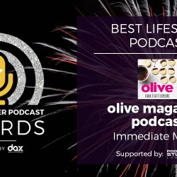 Lessons from award-winning podcasts: Olive Magazine's Janine Ratcliffe