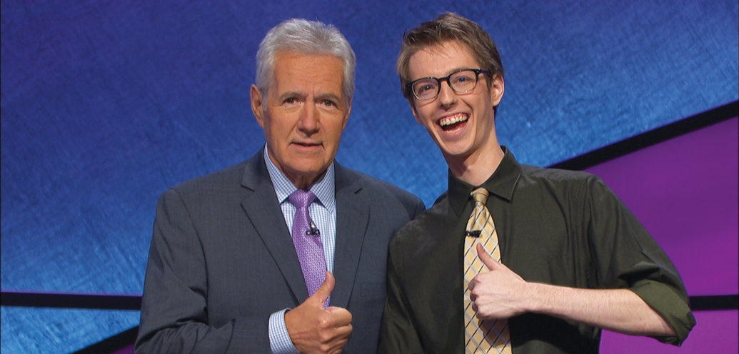History alumnus wins more than 90000 on Jeopardy