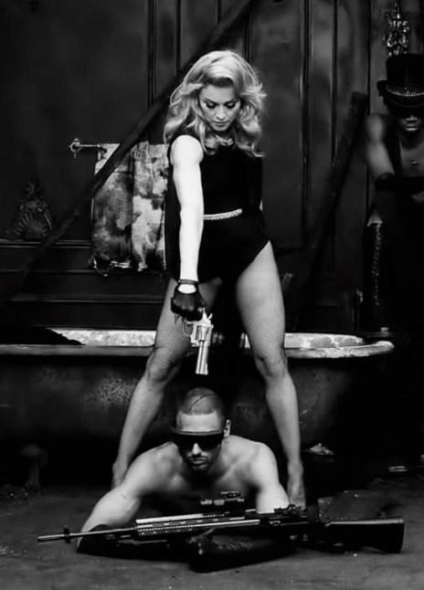 Madonna Steven Klein Secret Project Revolution