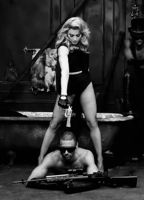 Madonna Steven Klein Secret Project Revolution