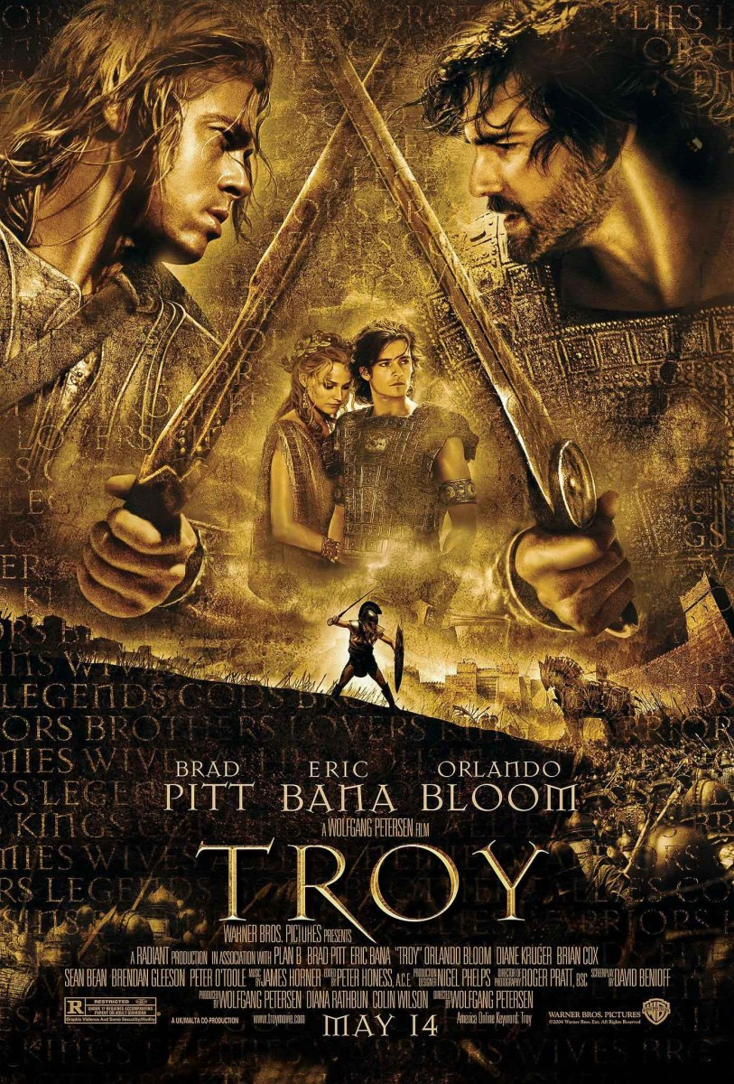 Wolfgang Petersen's Troy