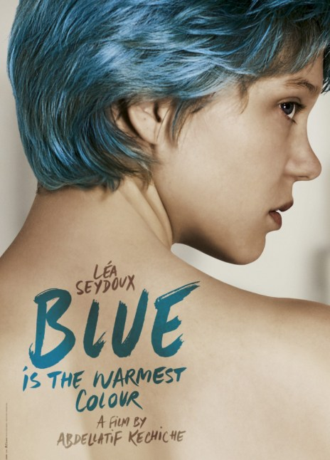 Blue Is The Warmest Colour ( La Vie D'Adele)Trailer & Key-Art