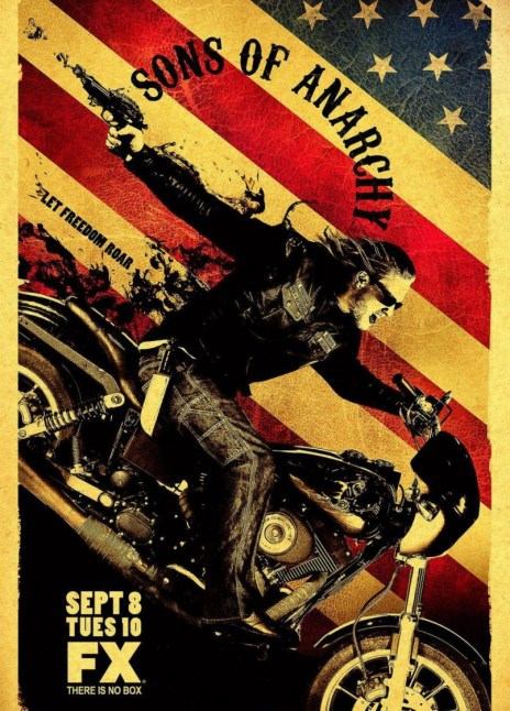 Sons Of Anarchy The Sopranos On Motorcycles Wrapped Inside A Greek Tragedy By Dan Buffa