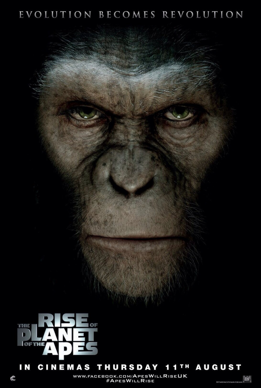 Planet Of The Apes / Rise
