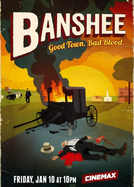 Banshee Voices Celebrates The Gasoline Drenched  High-Octane Groundbreaking Series