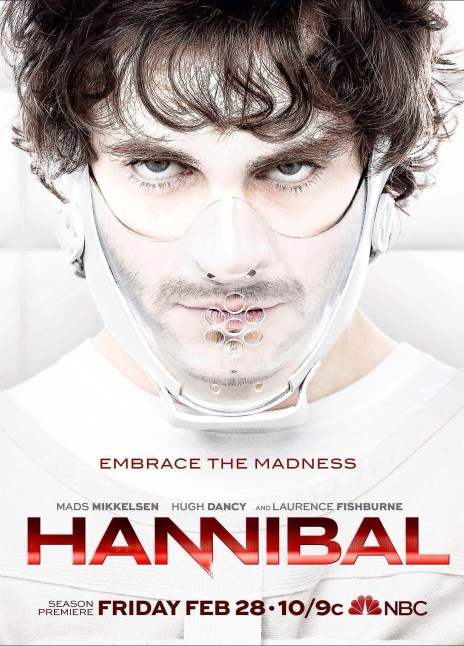Hannibal Season 2 Trailer & Artwork