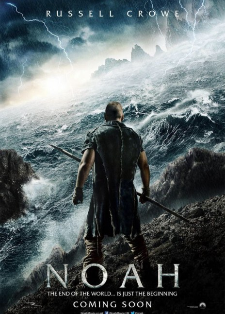 Review: The Ambitious   Noah Delivers On An Epic Scale