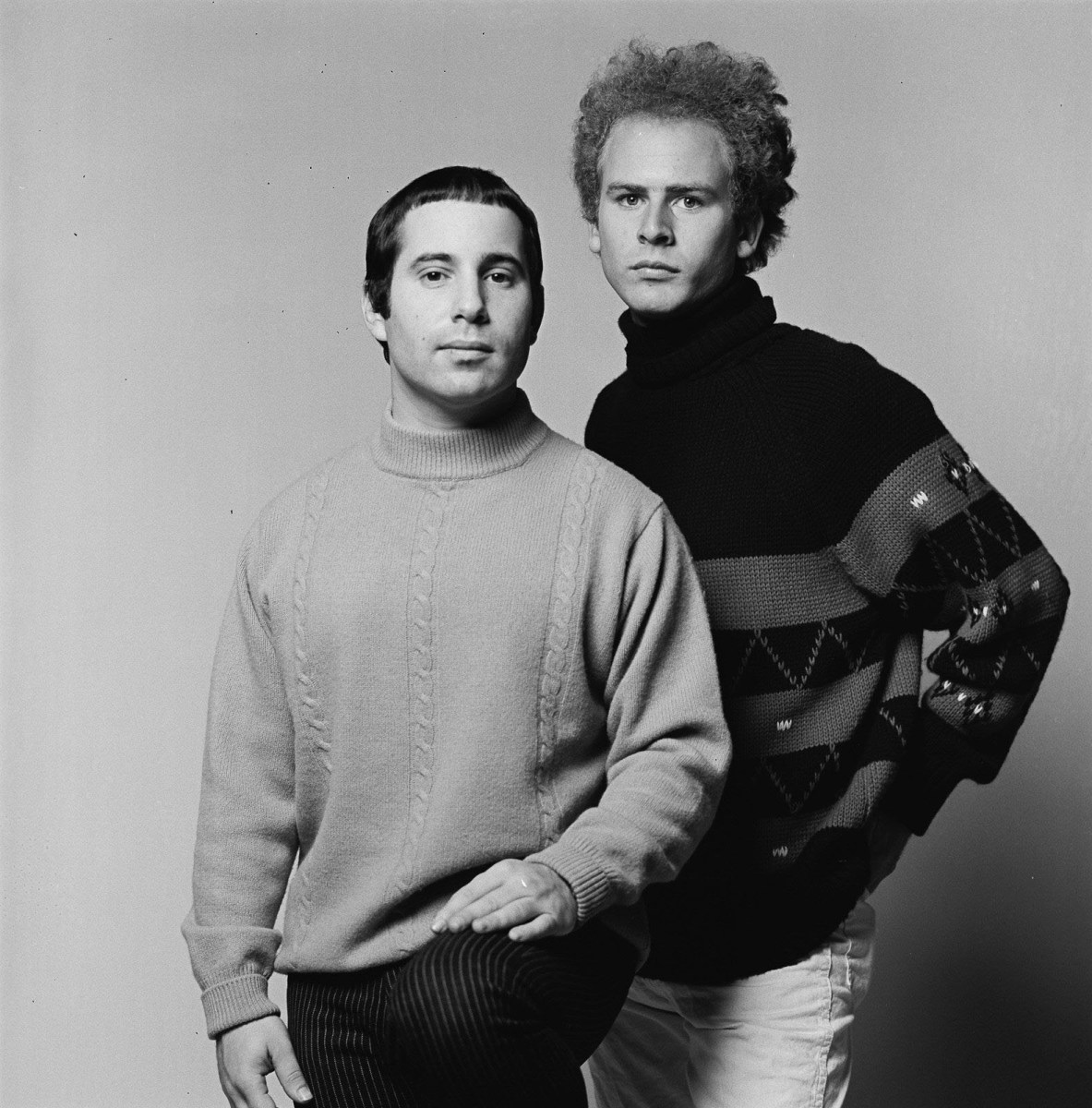 Simon And Garfunkel Rock And Roll Hall Of Fame 25th Anniversary