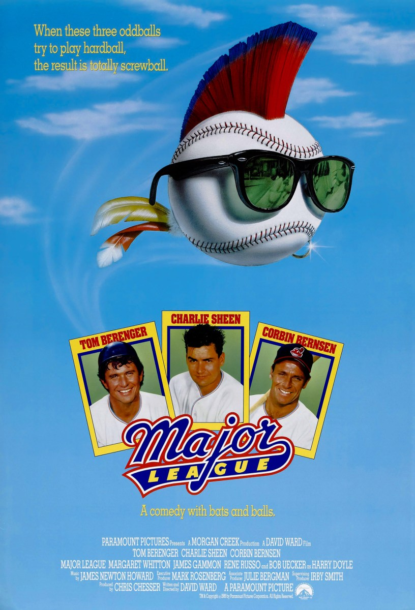 Derek Begins…#5 David S. Ward's Major League