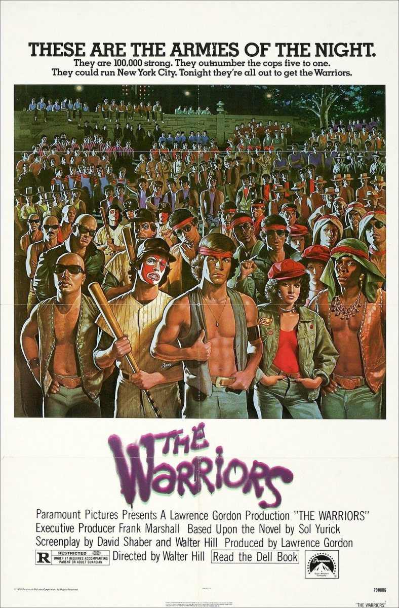 Duke Reviews Walter Hill's ClassicThe Warriors