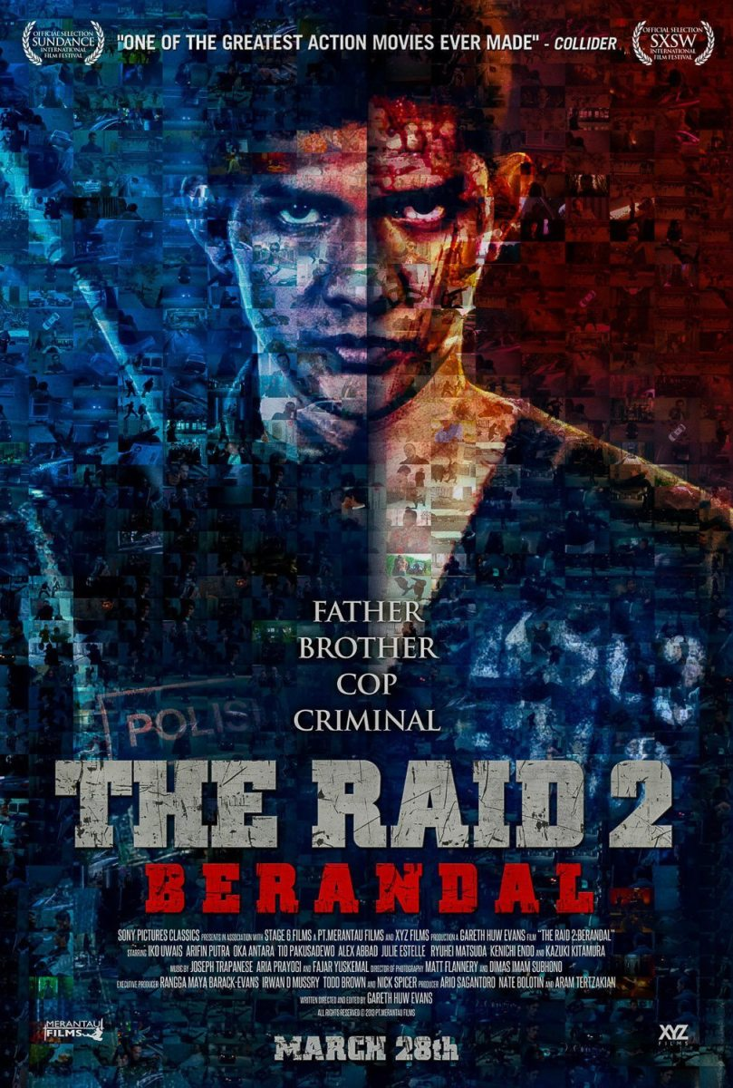 Oldboy Reviews Gareth Evans The Raid 2: Berandal