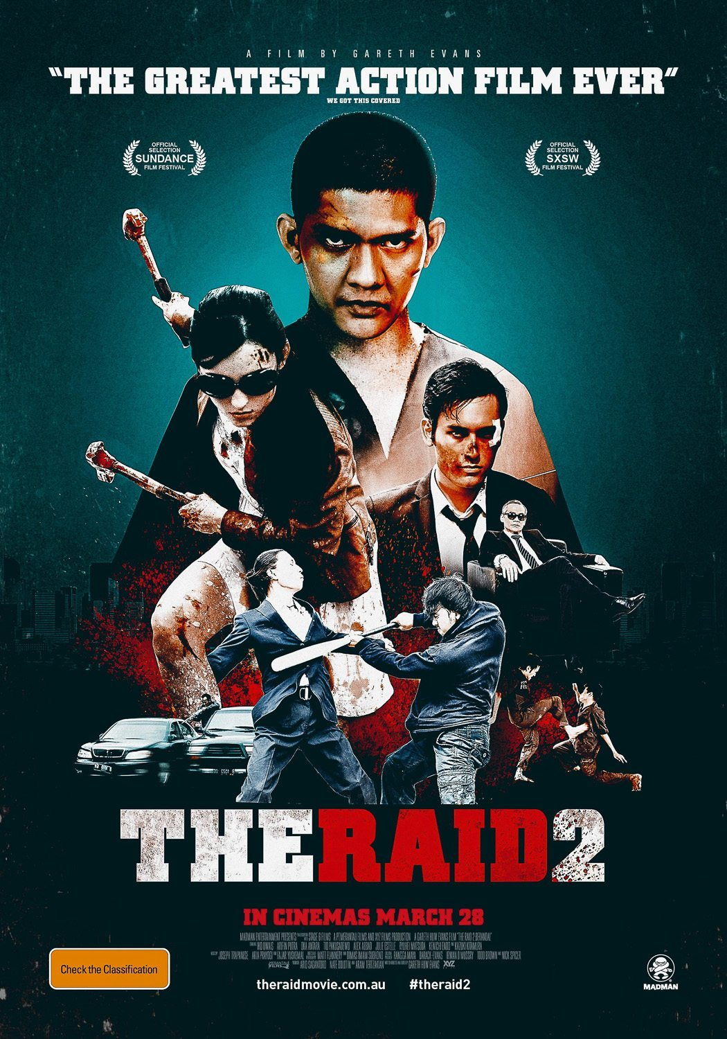 The Raid 2 Berandal (11)