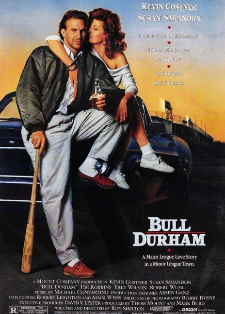 Derek Begins...#2  Ron Sheltons Bull Durham