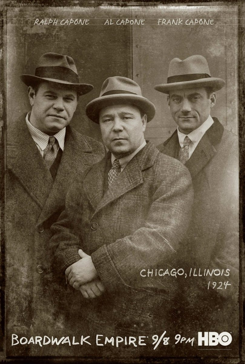 Boardwalk Empire Capone
