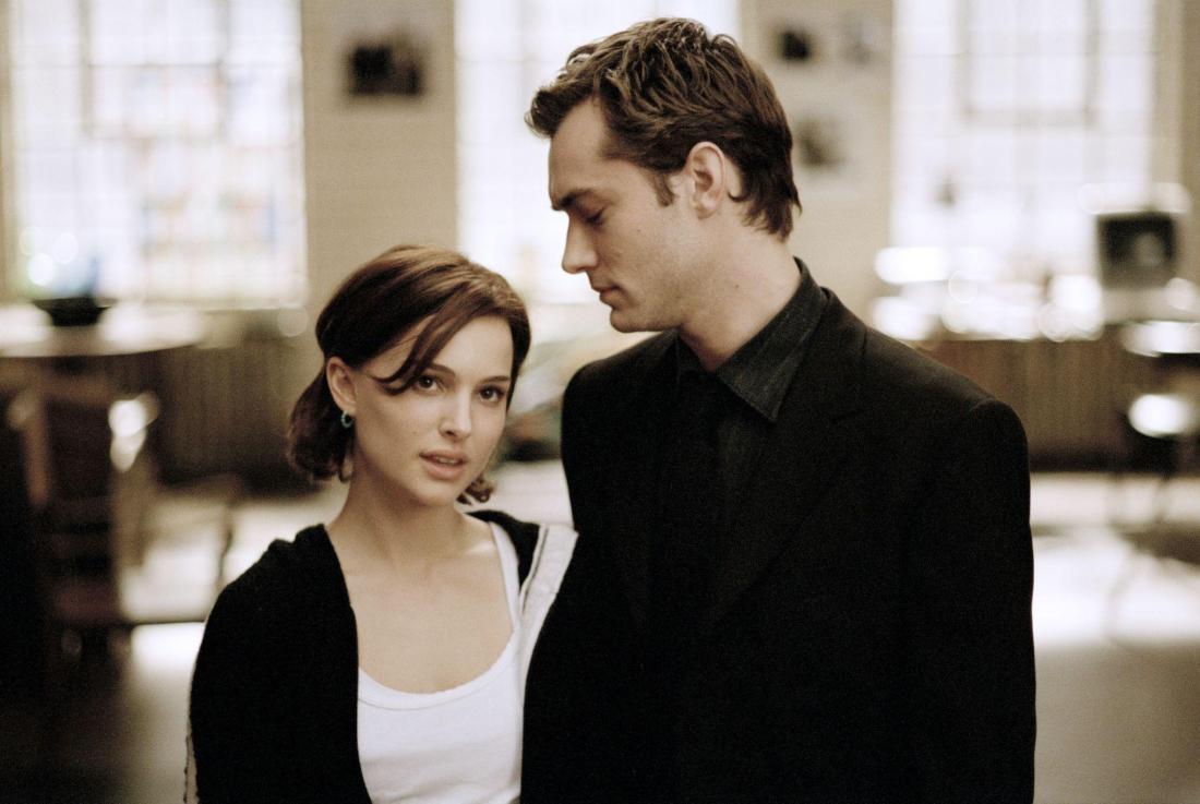 Jude Law & Natalie Portman Closer