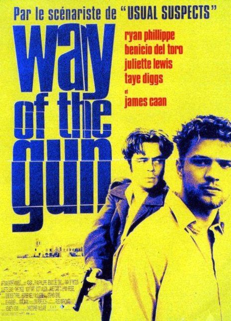 Christopher McQuarrie's The Way Of The Gun