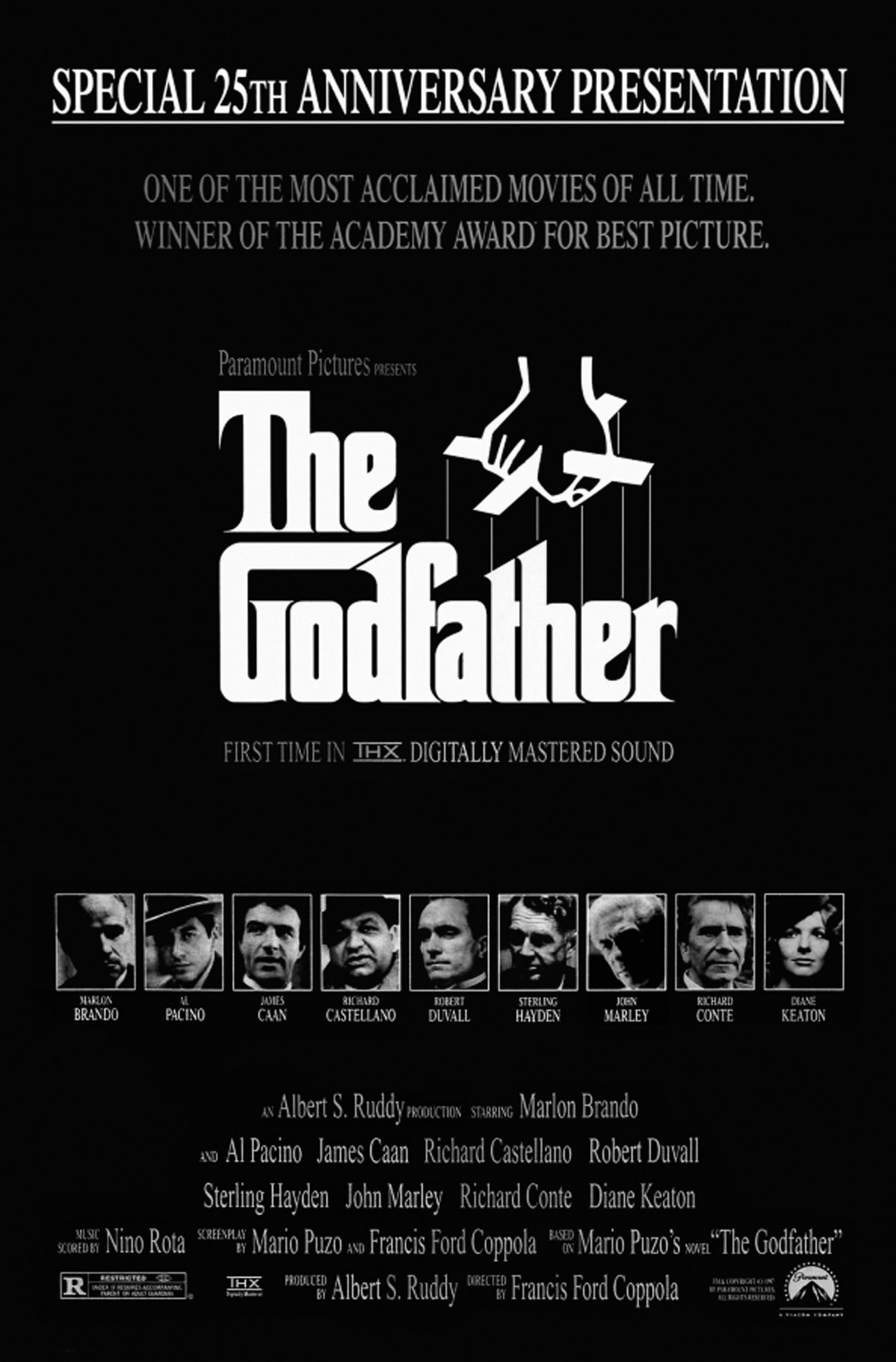 The Godfather (VoicesFILM.com) 1304 x 1984