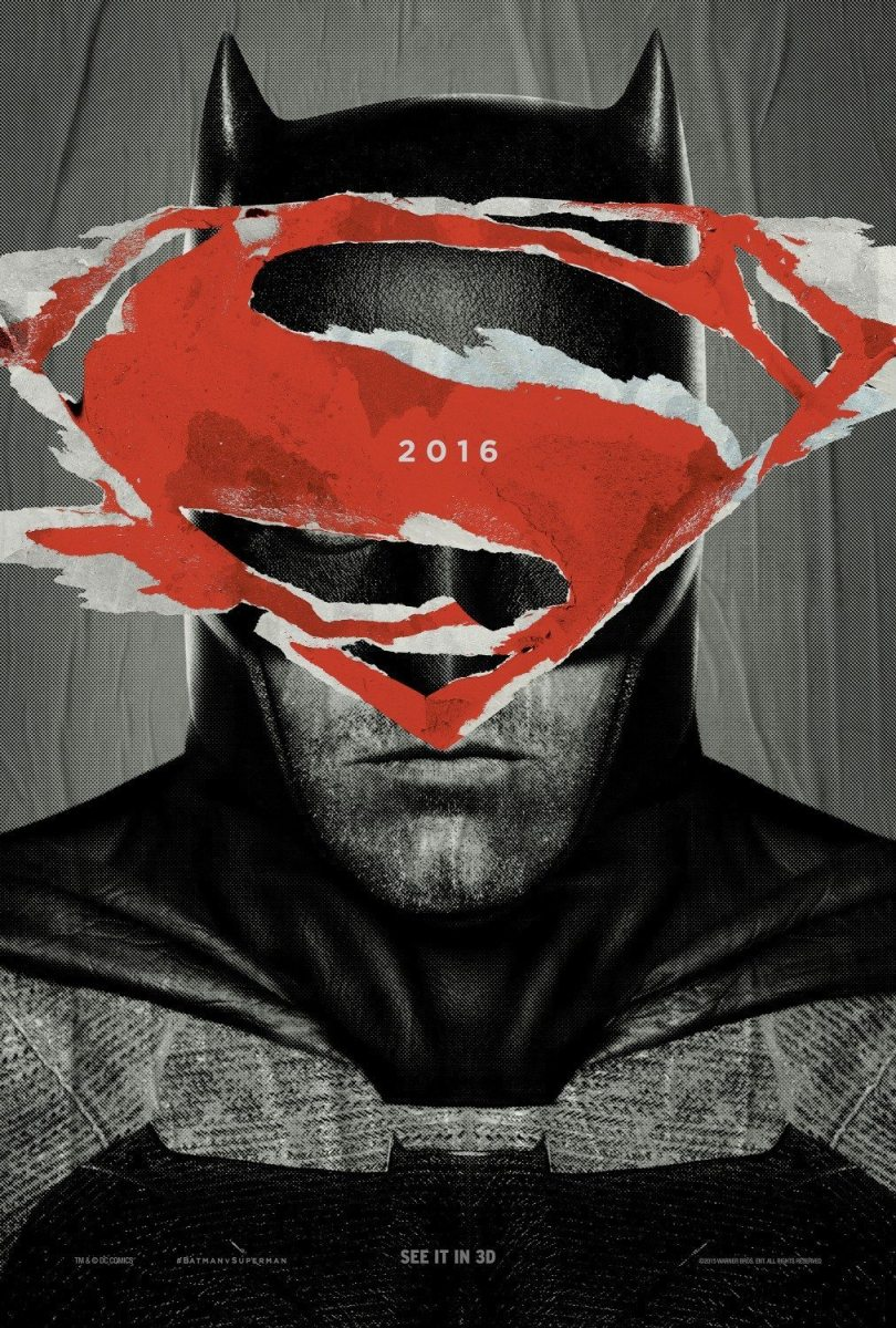 Batman V Superman Dawn Of Justice Comic-Con Trailer