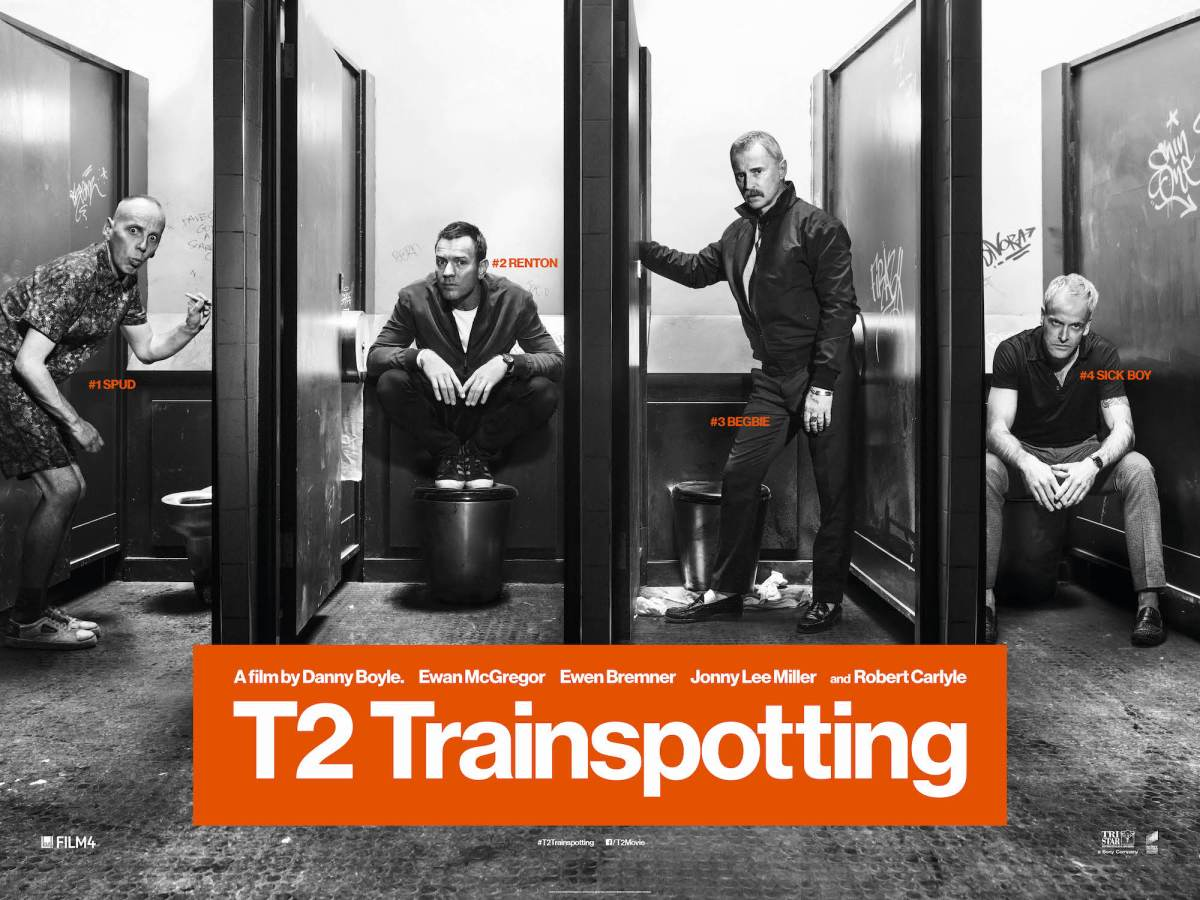 Duke Says: T2 Trainspotting Trailers & Posters