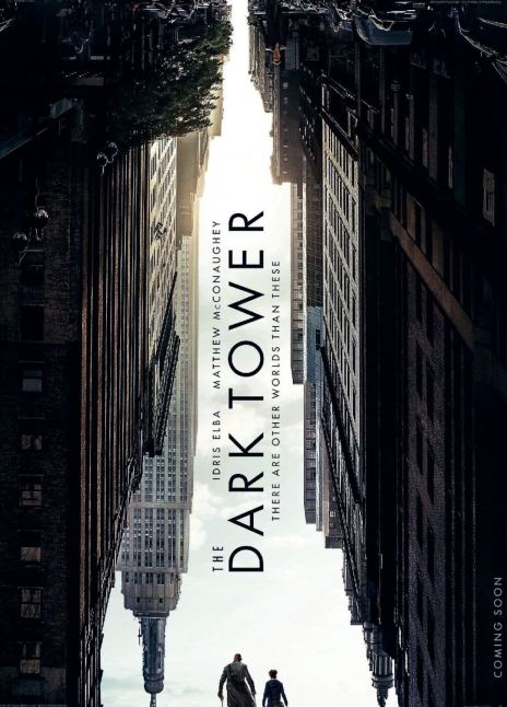Idris Elba Matthew McConaughey Stephen King's The Dark Tower Trailer