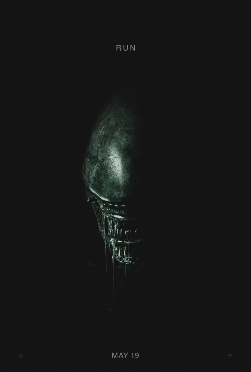 Ridley Scott Alien: Covenant Teasers, Trailers, TV Spots & Key-Art