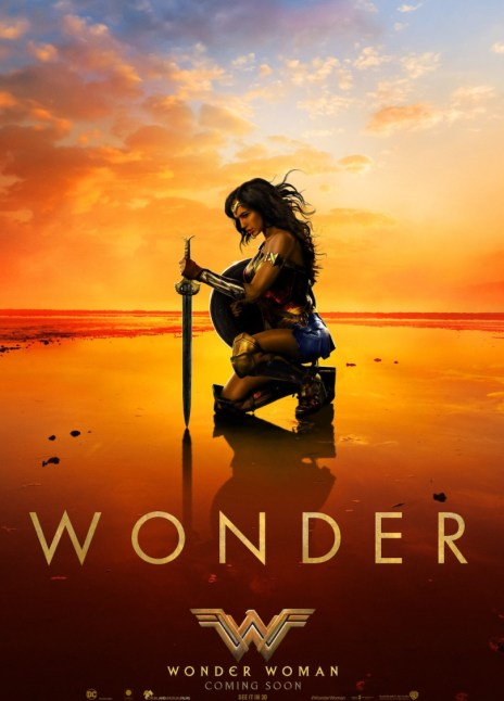 Wonder Woman Official Teasers, Trailers, TV Spots & Film Key-Art