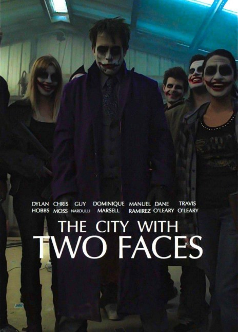 Smoking Alien's Joker Rising &  The City With Two Faces