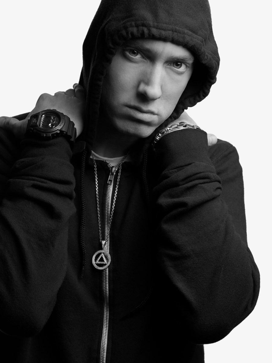 Eminem High-Octane  Gasoline Drenched Freestyle On Donald Trump