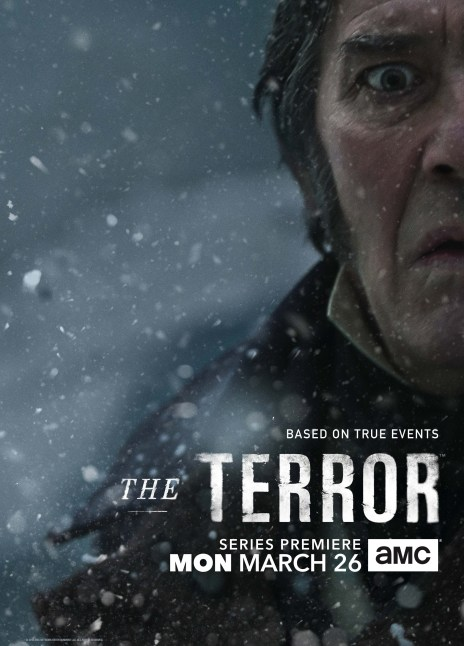 "The Terror  ""Remarkable"""