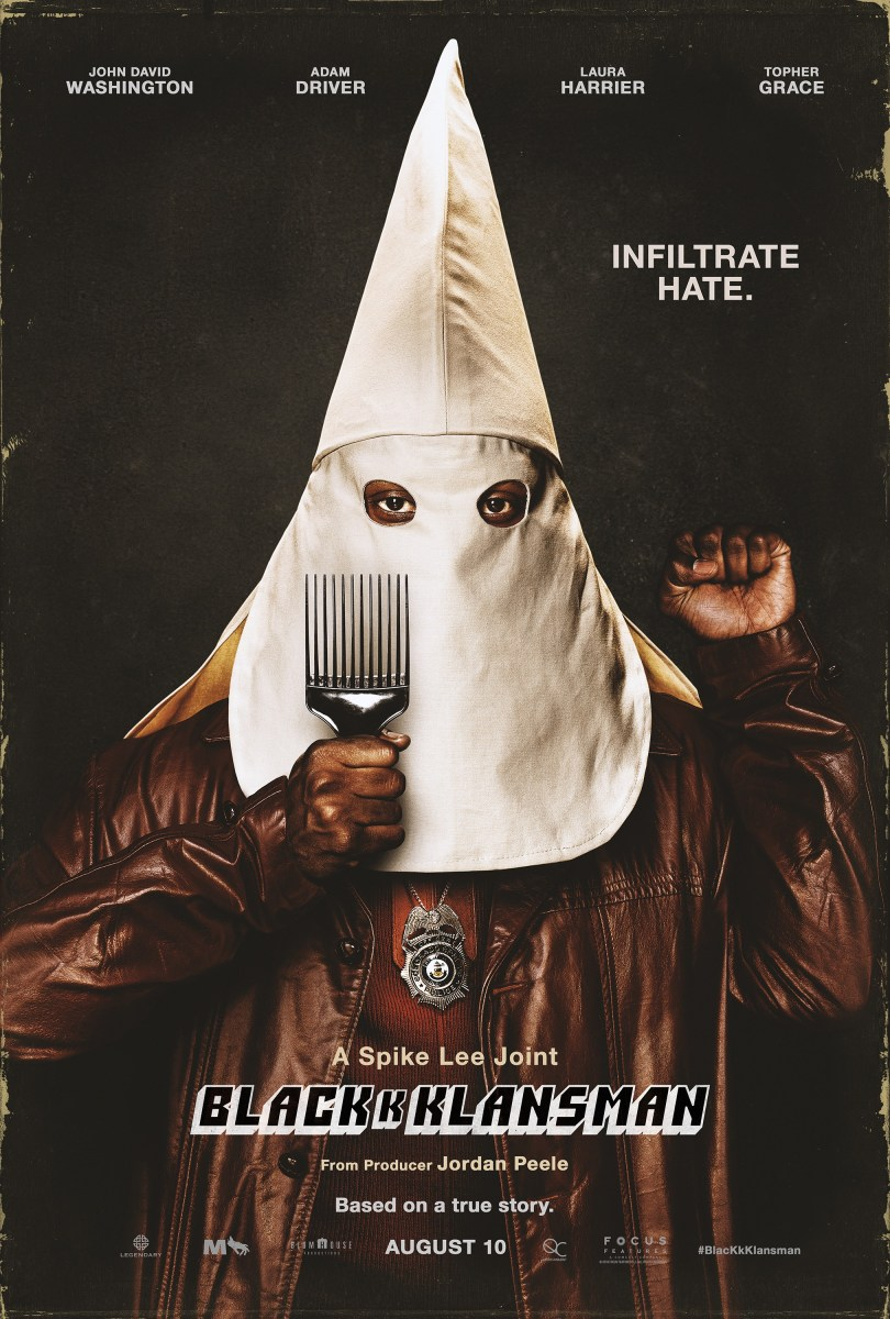 Spike Lee's BlacKkKlansman Wins The Cannes Film Festivals 2018 Grand Prix Award