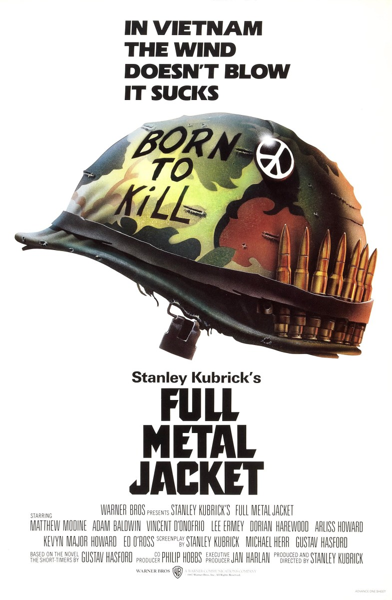 "Stanley Kubrick's Full Metal Jacket  ""The Island""  A Video Mashup"