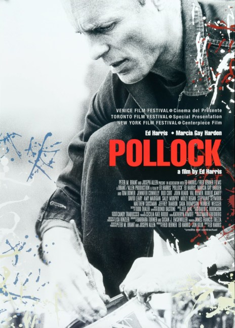 Pollock, 2000 Ed Harris Directs And Stars As American Painter Jackson Pollock  Video