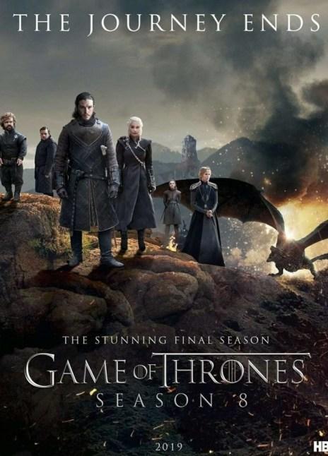 Game Of Thrones Final Season Episode Details