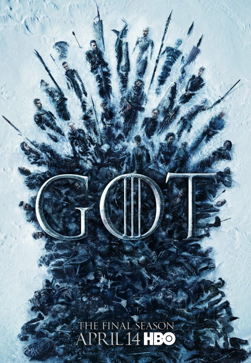 Game Of Thrones The Final Season   #ForTheThrone   #GameOfThrones