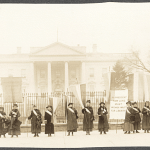 14 Suffragists 1917