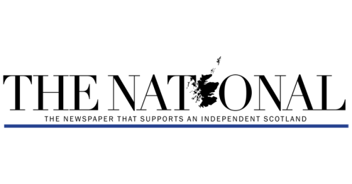 the National newspaper logo