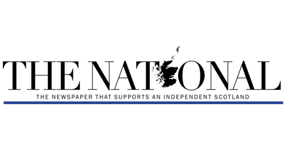 the National newspaper logo
