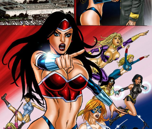 Sexy Superheroines  Sexy Superheroines A Completely Gratuitous Image Gallery