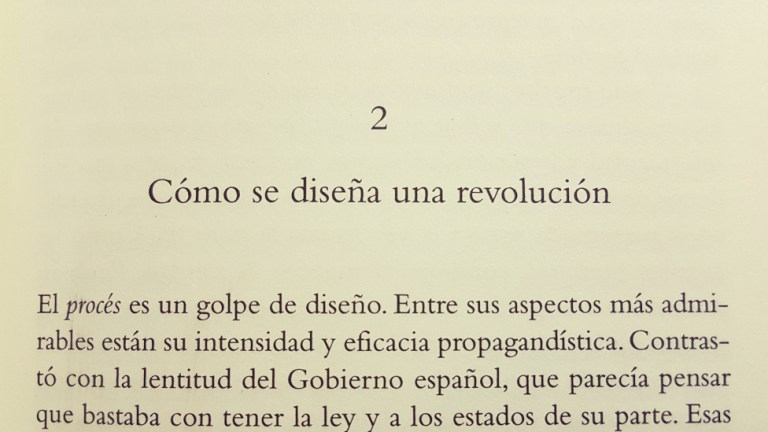 Chapter Two: «How to Design a Revolution»